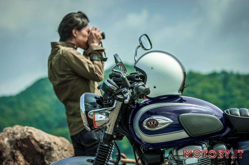 Kawasaki W800 MY2021