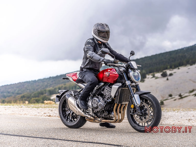 Honda CB1000R MY2021