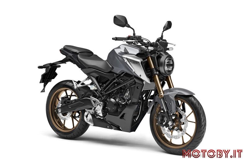 Honda CB125R MY2021