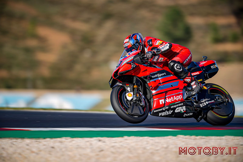 Ducati Corse Petrucci Team