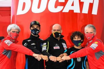 Bastianini e Marini saranno i piloti Ducati del team Esponsorama Racing nel 2021