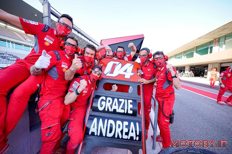 Ducati Corse Dovizioso Team