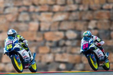 Moto3: Husqvarna Motorcycles conferma Fenati e Lopez