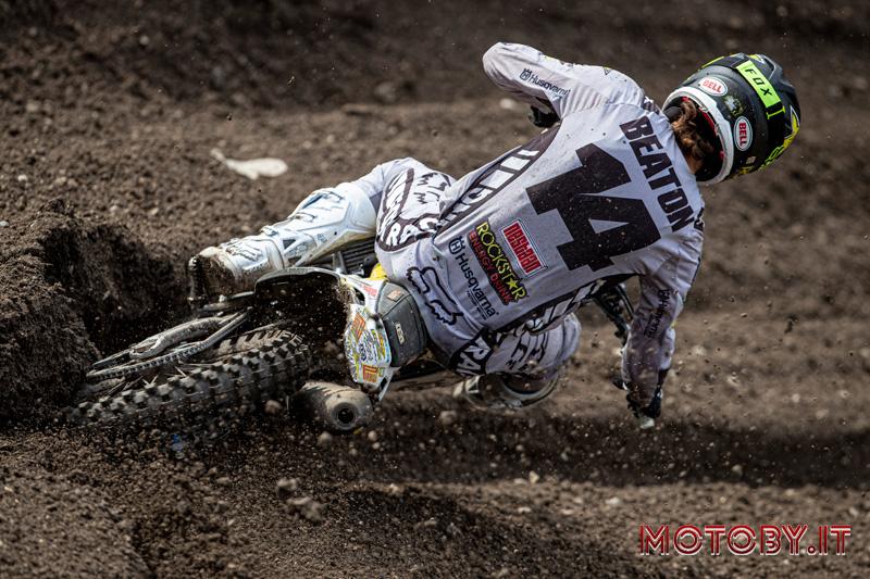 Jed Beaton MXGP Trentino