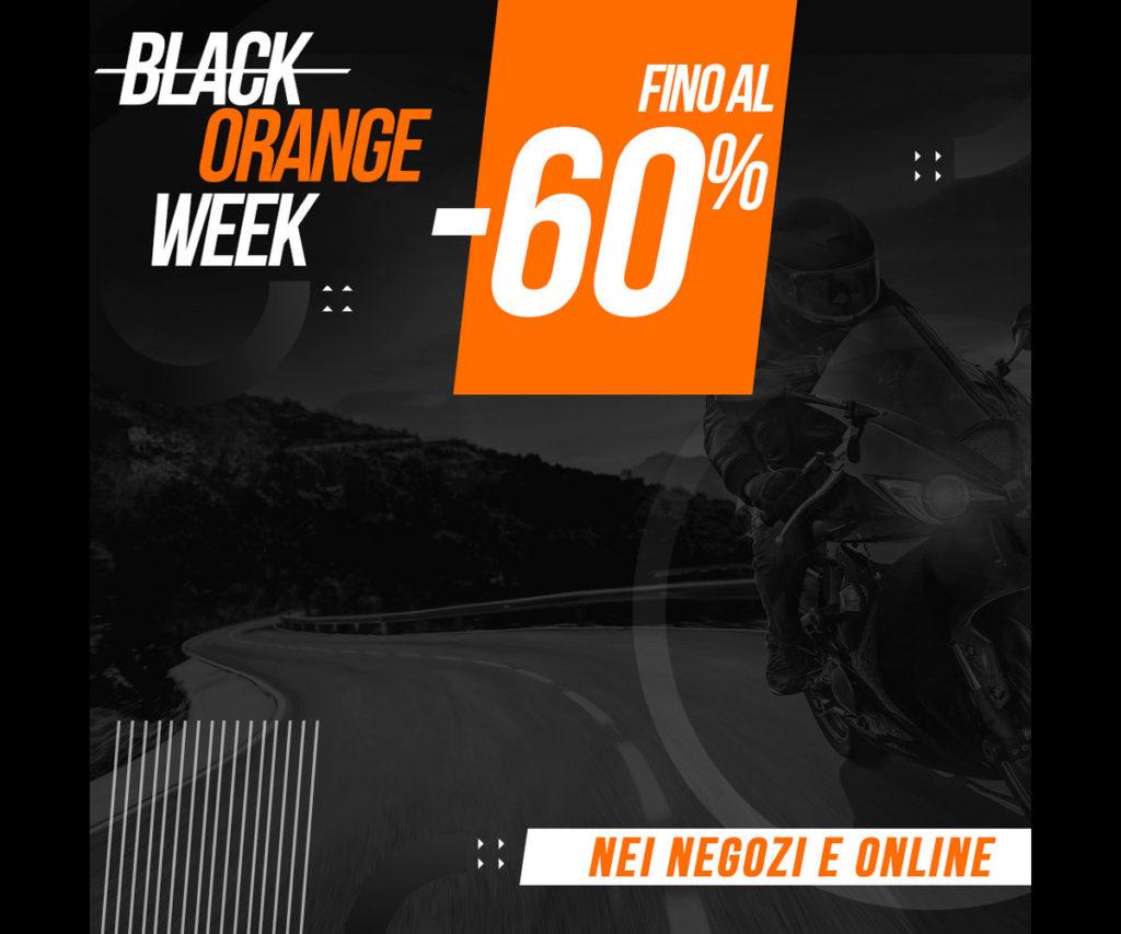 Black Orange Week Wheel Up