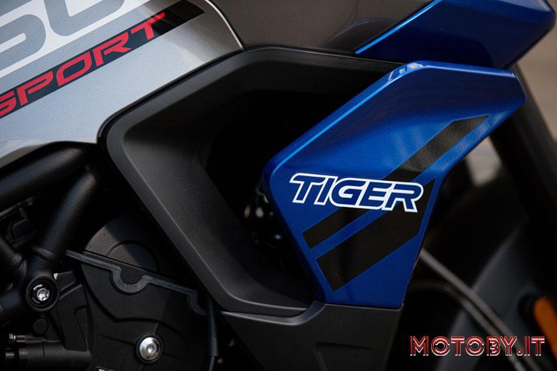 Triumph Tiger 850 MY2021