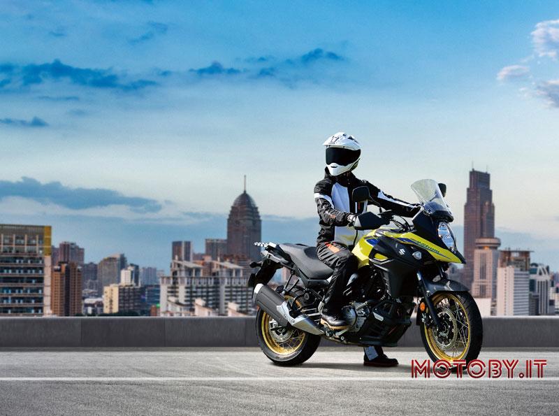 Suzuki V-Strom 650XT MY2021