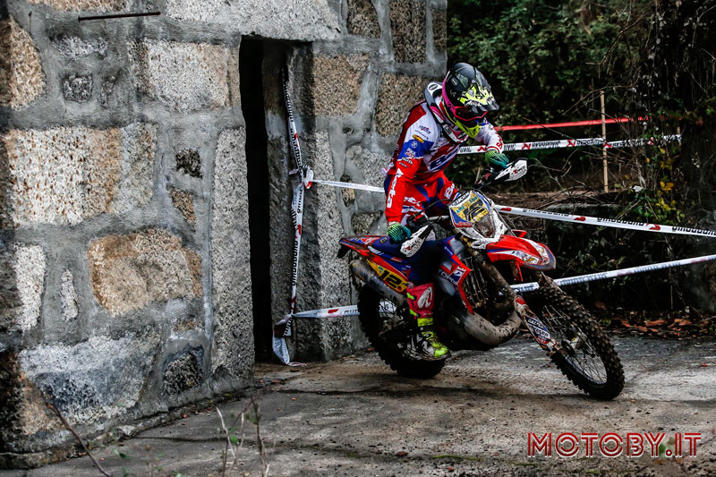 Brad Freeman Enduro GP Portogallo