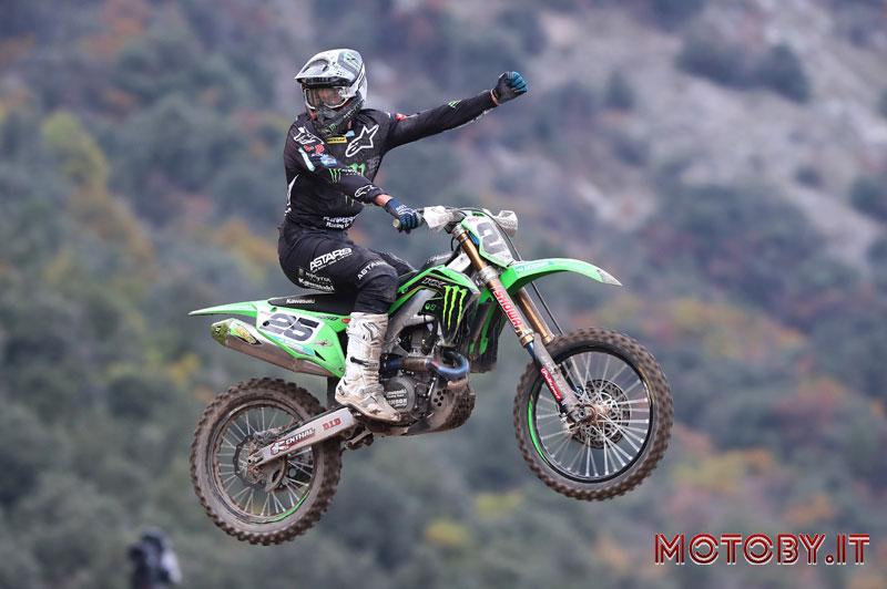 Clement Desalle Kawasaki MXGP