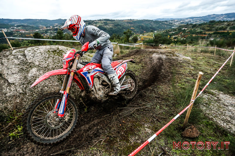 Dany Mc Canney Enduro GP Portogallo