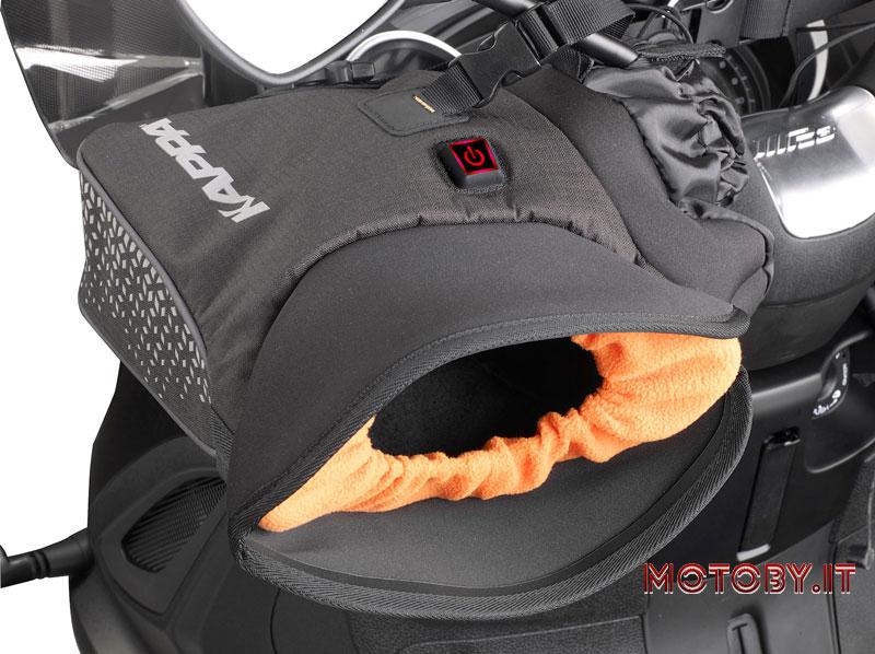 Moffole riscaldanti ks604