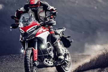 Ducati Multistrada V4 Pirelli