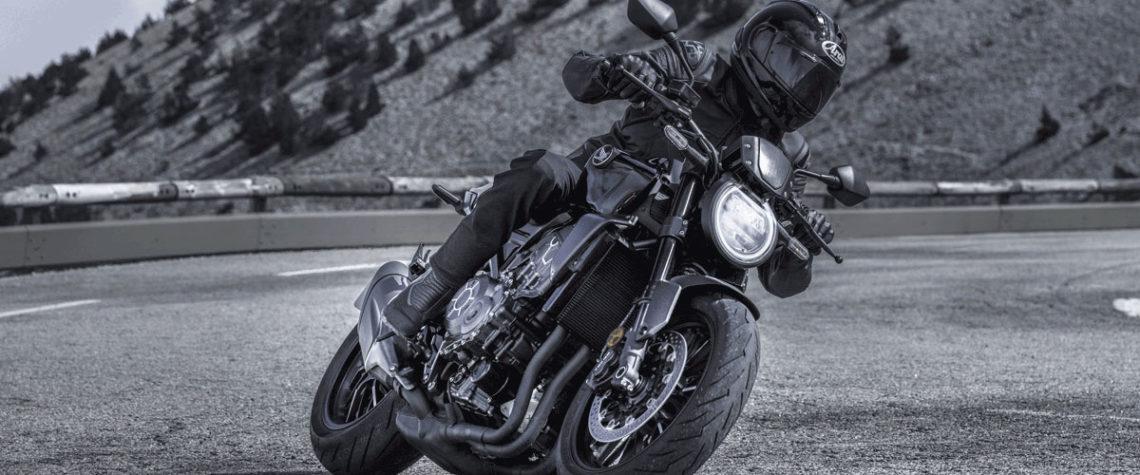 Honda CB1000R Black Edition MY2020