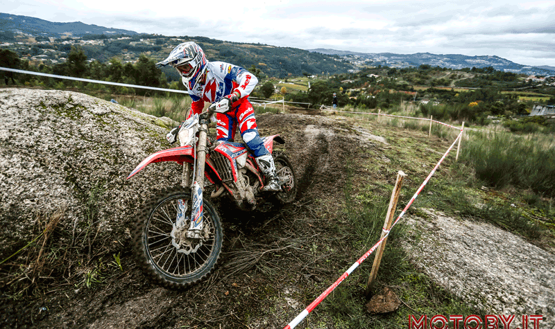 Steve Holcombe Enduro GP Portogallo