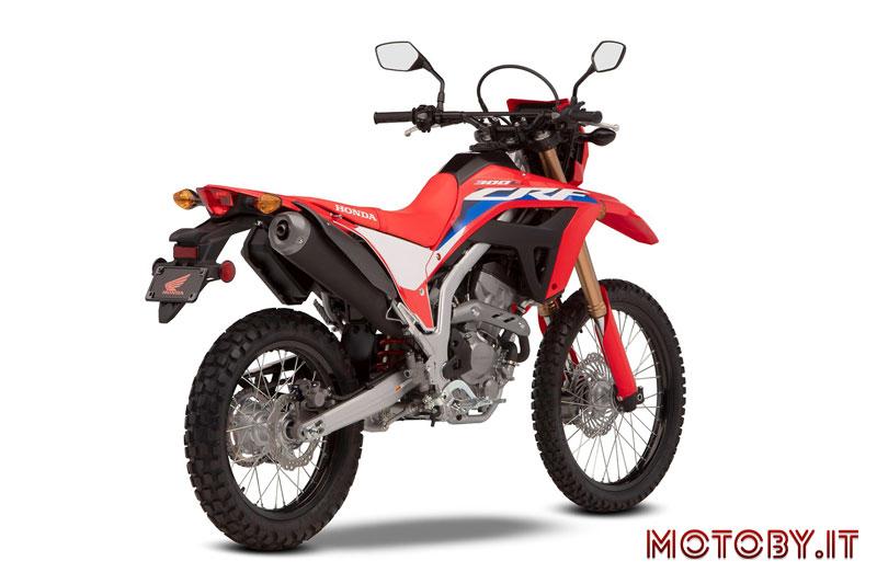 Honda CRF300L MY2021