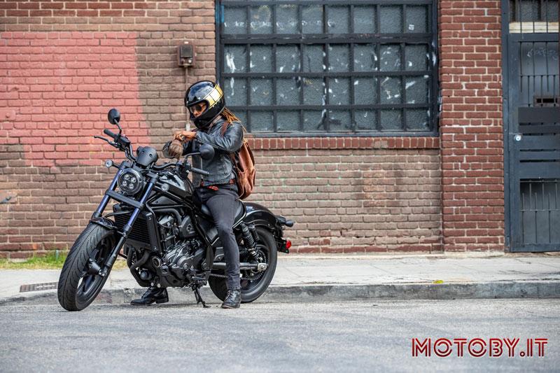 Honda Rebel CMX1100 MY2021