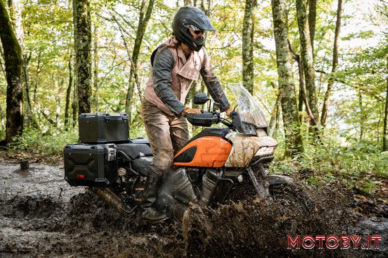 Jason Momoa Harley-Davidson Pan America 2021