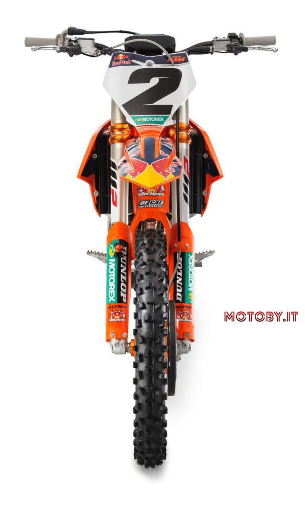 KTM 450SX Factory Edition 2021