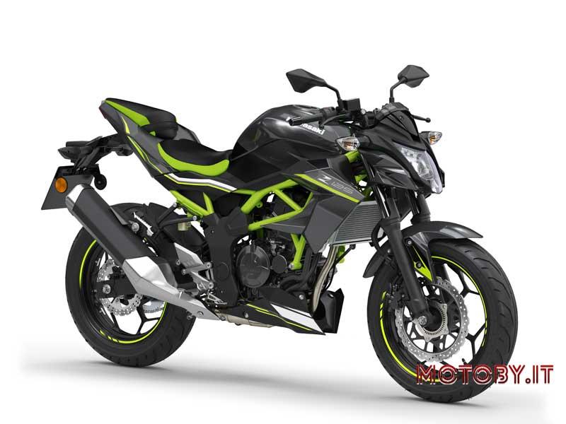 Kawasaki Z125 MY2021