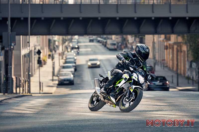 Kawasaki Z125 MU2021