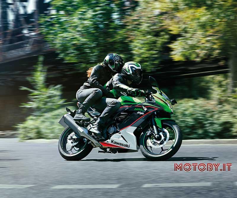Kawasaki Ninja125 MY2021