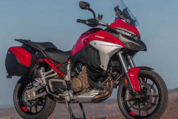 Ducati Multistrada V4