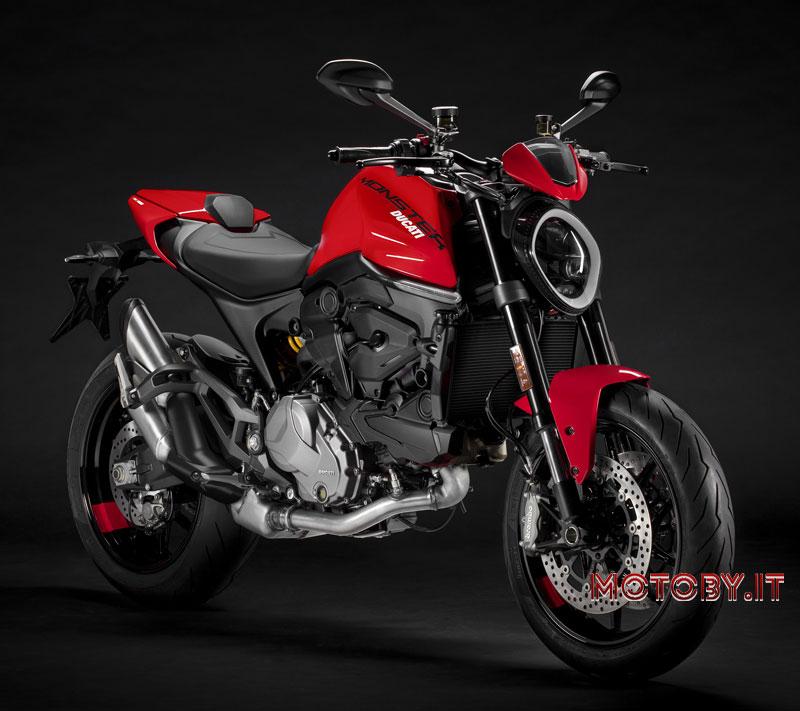 Ducati Monster MY2021