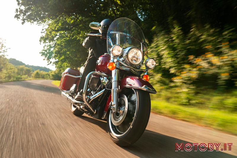 Harley-Davidson FLHR 2021