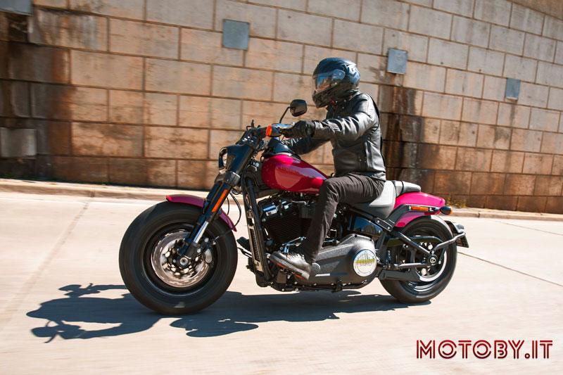Harley-Davidson FXFBS 2021
