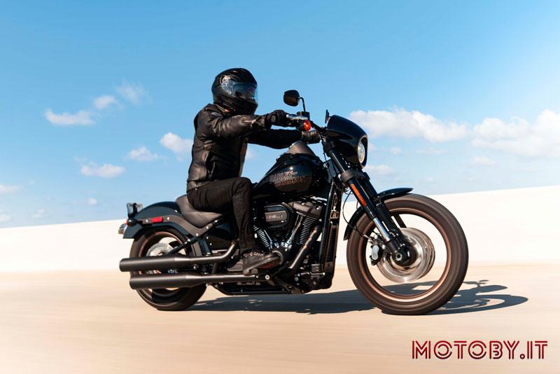Harley-Davidson FXLRS 2021