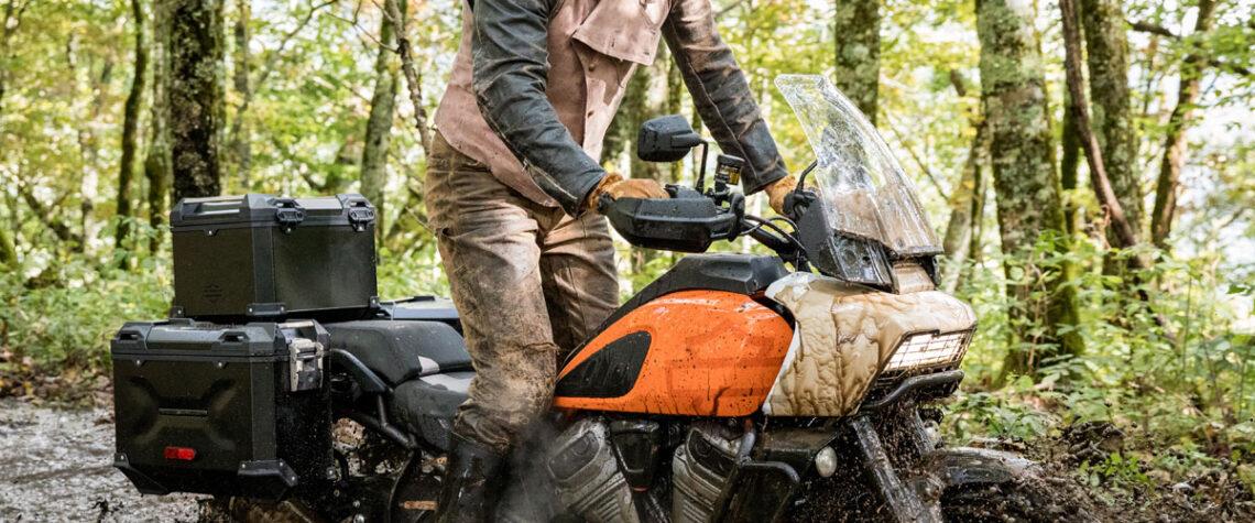 Pan America 1250 Harley-Davidson 2021