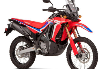 Honda CRF 300 Rally