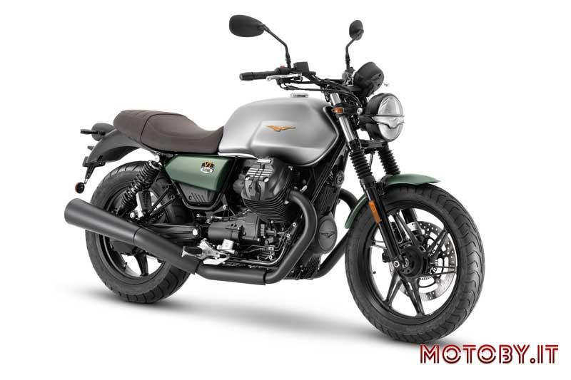 Moto Guzzi V7 Sone Centenario