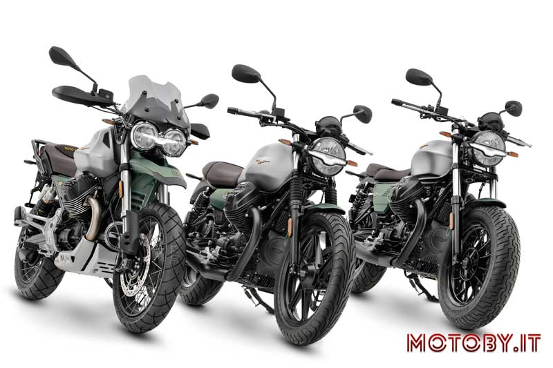 "Moto Guzzi ""Livrea Centenario"""