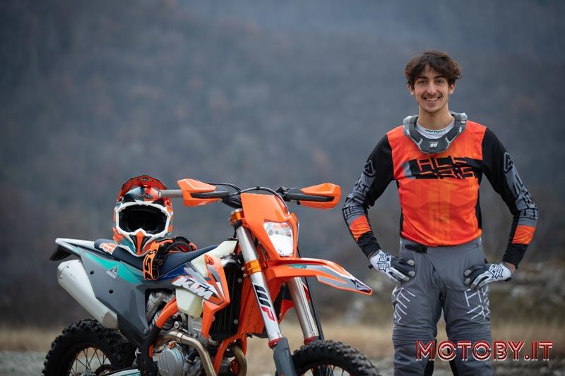 Andrea Verona KTM Italia