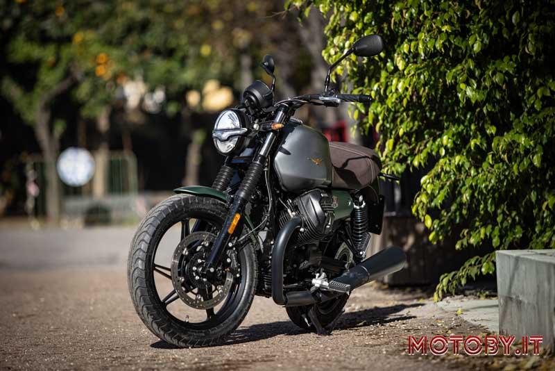Moto Guzzi Centenario V7 Stone