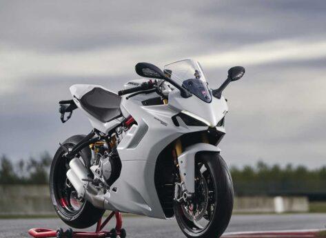 Iniziata la produzione della Ducati SuperSport 950