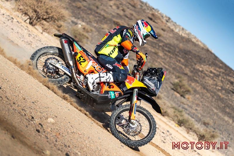 Matthias Walkner - Dakar Rally