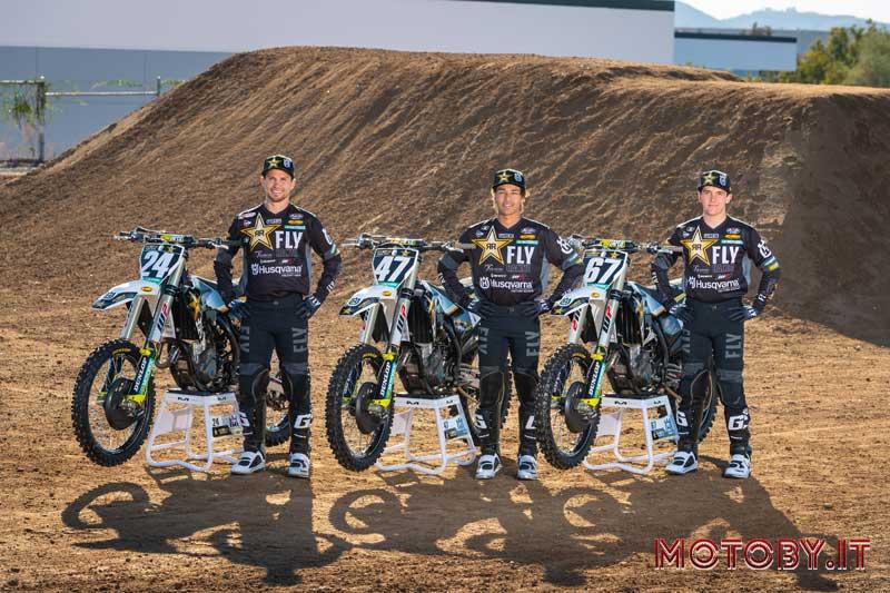 Il Team 250SX