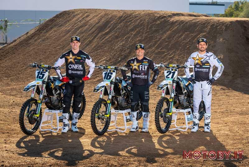 Il team 450SX