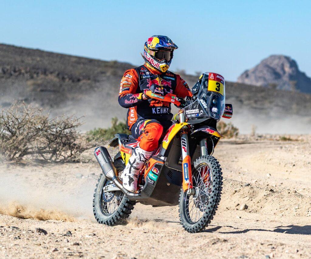 Toby Price - Dakar Rally