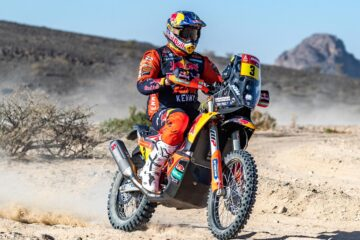 Toby Price - Dakar Rally