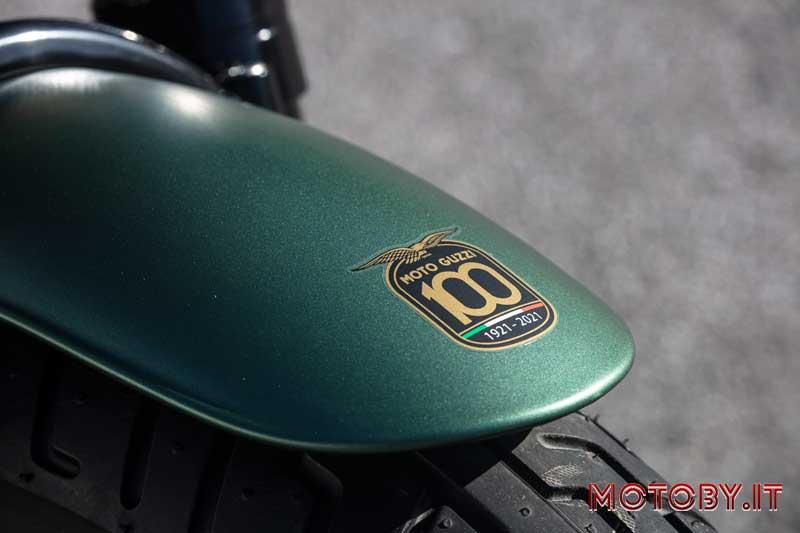 Moto Guzzi  Centenario