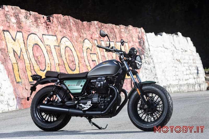Moto Guzzi Centenario Bobber