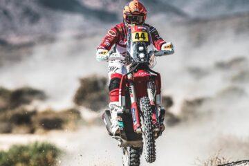 Laia Sanz: 34a al Dakar Rally dopo la prima tappa