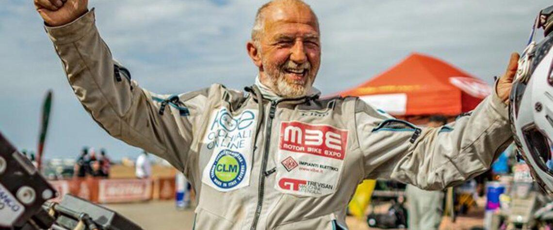 A scuola di Rally con Picco, MBE e Moto Raid Experience