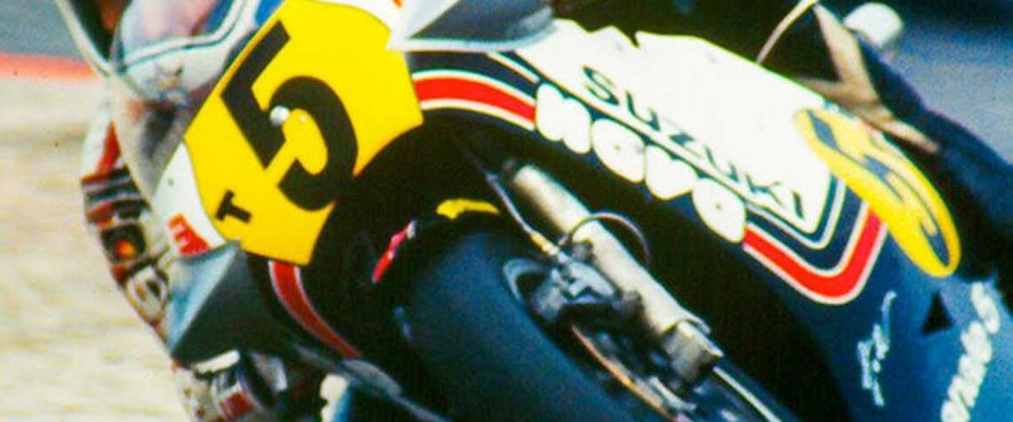 Marco Lucchinelli Classe 500 1981