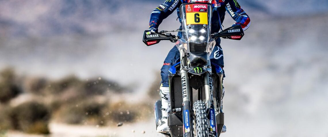 Monster Energy Yamaha Rally Team Dakar 2021