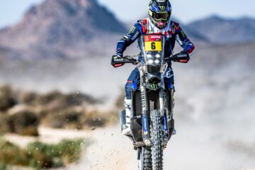 Monster Energy Yamaha Rally Team Dakar 2021
