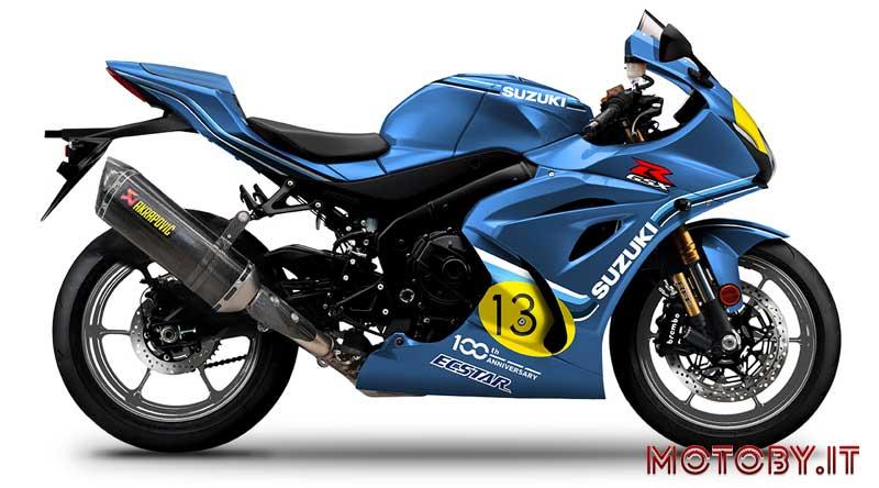 Suzuki GSX-R 1000 Legend Edition